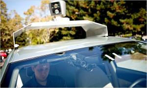 Google testa carro sem motorista
