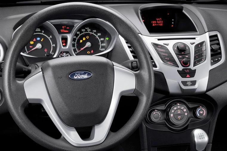 Ford Fiesta Sedan >> Painel do Novo Fiesta 2011 - DjecoReis