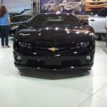 Frente do Chevrolet Camaro
