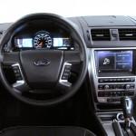 Ford Fusion Hybrid 2011 Interior