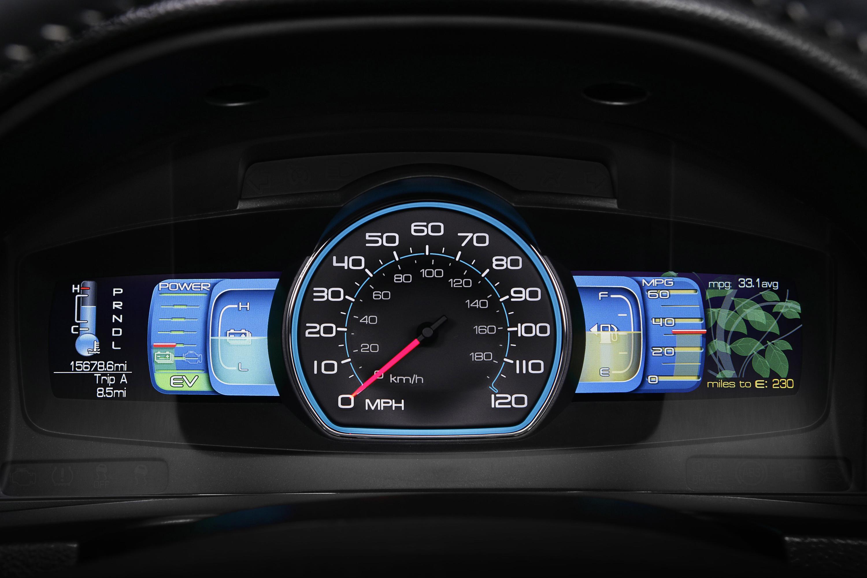 Ford Fusion Hybrid 2011 Painel - DjecoReis