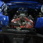 Motor do Maverick V8