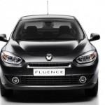 Renault Fluence frente