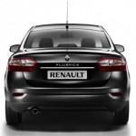 Renault Fluence traseira