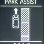 Tiguan Park Assist 3 retângulos