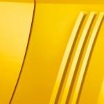 Camaro SS Amarelo Barbatana
