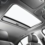 Teto solar do Peugeot 408