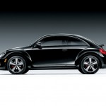 Volkswagen 2012 Beetle Black Turbo lateral