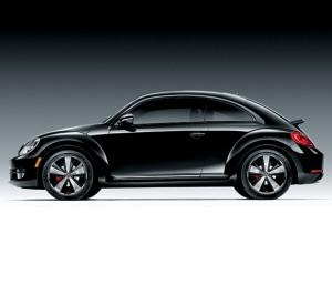 Volkswagen 2012 Beetle Black Turbo lateral