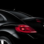 Volkswagen 2012 Beetle Black Turbo traseira
