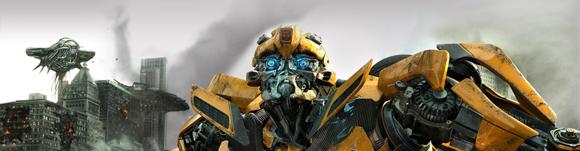 Camaro Transformers Bumblebee