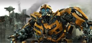 Camaro Transformers Special Edition Bumblebee
